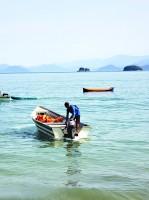 Ilha das Couves é um paraíso em Ubatuba