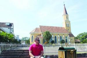 Pomerode e Corupá: um belo roteiro no interior de Santa Catarina