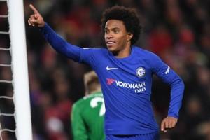 Willian aceita jogar no Chelsea sem contrato caso a temporada se prolongue