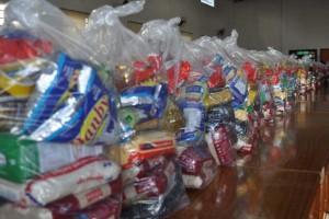 Aprovado PL que autoriza doação de cestas básicas durante calamidade pública