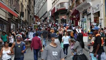 Brasil tem 553 mortes por coronavírus, diz Ministério da Saúde
