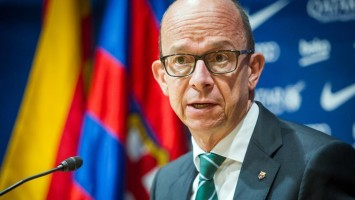 Jordi Cardoner, vice-presidente do Barcelona, testa positivo para o coronavírus
