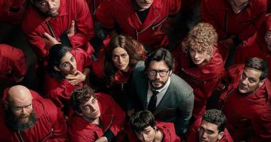 Nova temporada de 'La Casa de Papel' estreia hoje