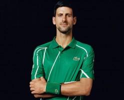Novak Djokovic faz nova doação e ajuda hospitais italianos contra a pandemia