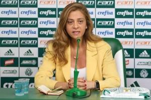 Palmeiras tem dívida de R$ 170 milhões com a Crefisa pela contratação de atletas
