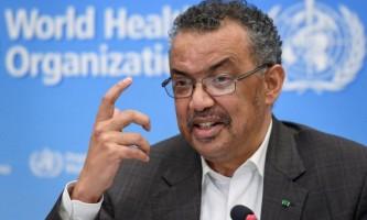 'Pandemia continua a provocar um grande impacto', afirma diretor-geral da OMS