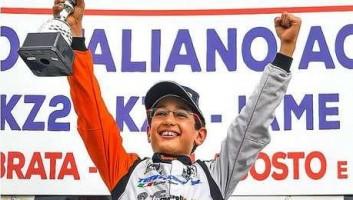 Aos 11 anos, garoto brasileiro brilha no kart e já integra academia da Sauber