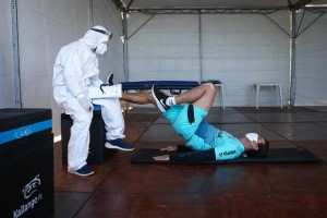 Com jogadores separados, Grêmio faz primeiro treino físico no CT