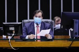 Maia sobre Weintraub: 'não poderia ser ministro de pasta nenhuma'