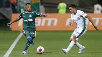 Destaque do Palmeiras em 2019, Gabriel Menino vive a expectativa de voltar logo aos gramados
