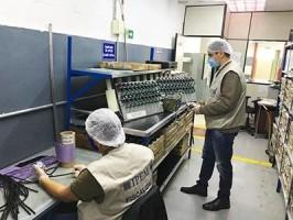Ipem-SP verifica aparelhos de medir pressão arterial utilizados em hospitais no fabricante em Itupeva