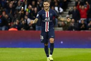 Paris Saint-Germain acerta a contratação em definitivo de Icardi por 4 anos