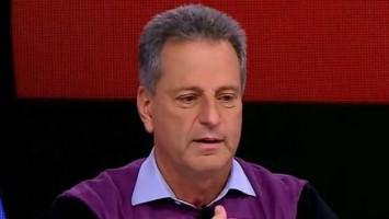Presidente do Fla defende encontro com Bolsonaro e critica intolerância política