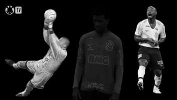 Com ídolos negros, Corinthians divulga vídeo antirracismo: 'Basta'