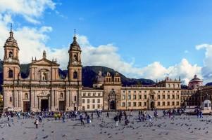 Diversão e cultura na capital da Colômbia