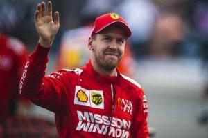 Mercedes não descarta a possibilidade de contratar o alemão Sebastian Vettel