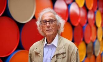 Morre aos 84 anos o artista plástico Christo