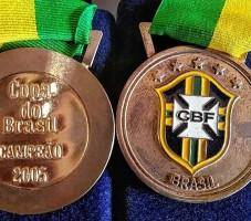 Rifa de medalha resgata plano do Paulista, de Jundiaí, de se recuperar no futebol