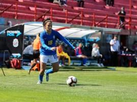 Bragantino apresenta atletas de sua equipe feminina