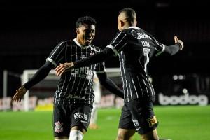 Corinthians vence o Bragantino e terá pela frente o Mirassol na semifinal