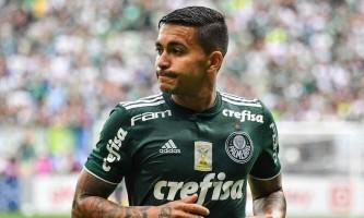 Dudu agradece torcida do Palmeiras e promete voltar para 'terminar trajetória'
