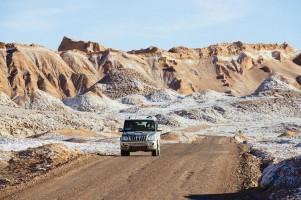 O turista pode encontrar boas surpresas no deserto Atacama