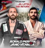 Ronald Pereira encara Jânio Vitamina neste sábado pelo SFT 22
