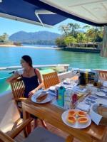 Viagens de barco são opção para manter o isolamento sem ficar em casa