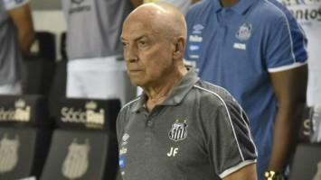 A 4 dias da estreia no Brasileirão, Santos demite técnico Jesualdo Ferreira
