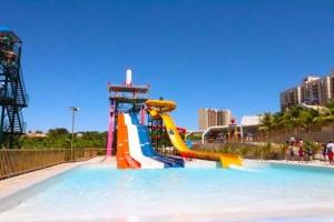 Acqua Park Splash reabre dia 28 de agosto em Caldas Novas (GO)