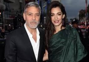 George Clooney e Amal irão doar R$ 533 mil para ONGs no Líbano