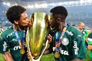 Palmeiras receberá nesta semana R$ 4 mi de patrocinador como prêmio por título