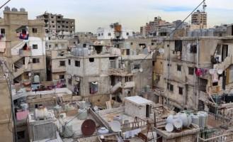 Refugiados em Beirute perdem o pouco que tinham