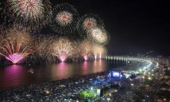 Réveillon do Rio terá shows de luzes e será espalhado pela cidade