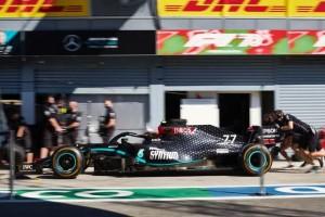 Com Bottas na frente, Mercedes faz dobradinha no primeiro treino livre na Itália