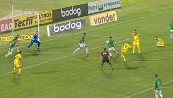 Guarani cede empate ao Sampaio Corrêa e entra na zona da degola da Série B