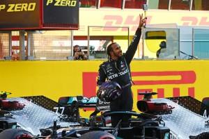Hamilton garante que nem a FIA o fará parar com os protestos