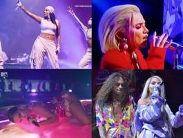 'MTV Miaw 2020' premia Anitta, Pabllo Vittar e Ivete Sangalo