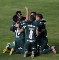 Na altitude de La Paz, Palmeiras vence e encaminha classificação na Libertadores