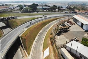 Rota das Bandeiras fará reabertura de acesso principal da Via Anhanguera pra a D. Pedro I nesta quarta à noite