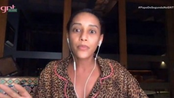 Taís Araújo relembra agressão verbal de ex-namorado