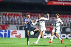 Grêmio entra com recurso após STJD indeferir pedido para anulação de jogo