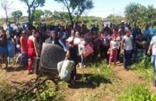 Grupo ocupa área municipal em Campinas