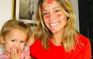 Juliana Didone conta que quase perdeu a filha no parto: 'Meu mundo caiu'