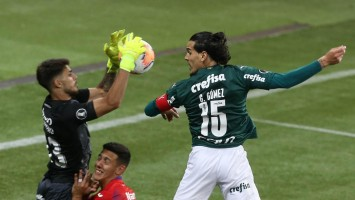 Libertadores terá Flamengo x Racing e Delfín x Palmeiras nas oitavas de final