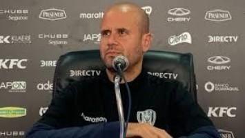 Palmeiras se irrita e desiste da contratação do técnico Miguel Ángel Ramírez