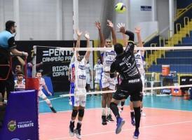 Paulista Masculino terá semana de semifinais