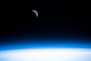 Pesquisadores detectam molécula de água na Lua
