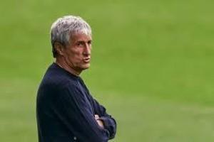 Sem acordo com Ramírez, Palmeiras estuda contratar Setién, ex-técnico do Barça