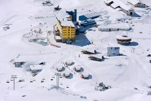 Hotel Portillo é eleito o melhor de esqui do Chile